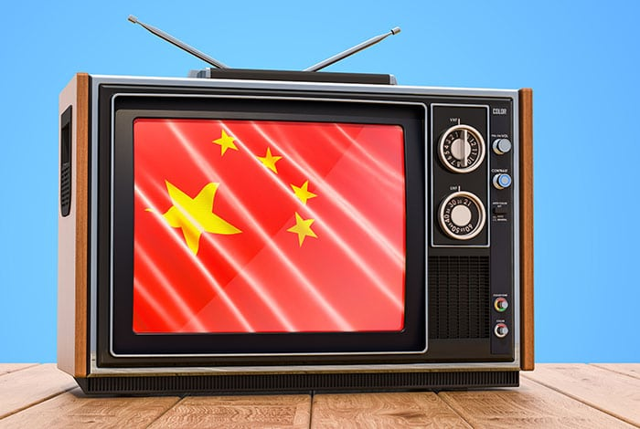How to watch TV shows in China