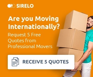 Get 5 Free International Moving Quotes!