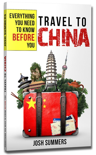 Travel to China guidebook, one of many excellent resources for China expats